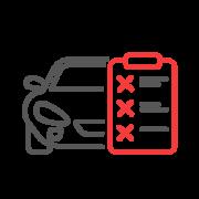 carrosserie van herck icoon vervangwagen